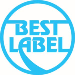 Logo for Best Label, a California Craft Beer Summit sponsor