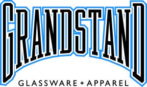 Grandstand Glassware and Apparel logo