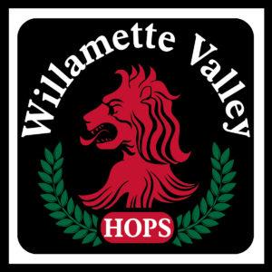 Willamette Valley Hops logo