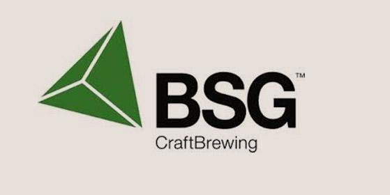 BSG CraftBrewing logo