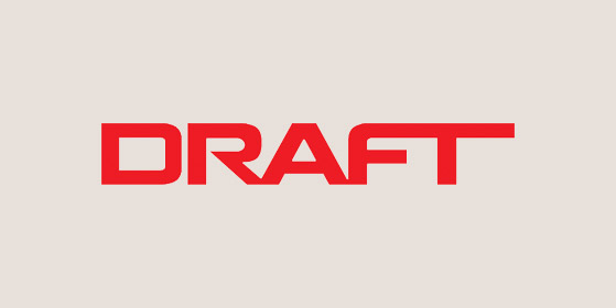 Draft Magazine logo