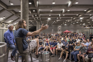 Keynote by Greg Koch, co-founder of Stone bBrewing Co.