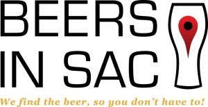Beers in Sac logo