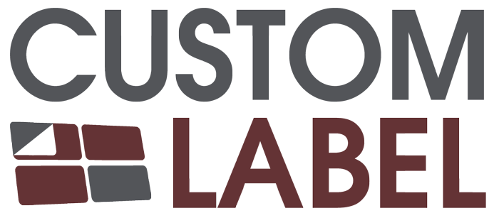Custom Label Logo 2019