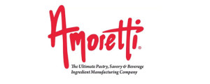 Amoretti's sponsor logo