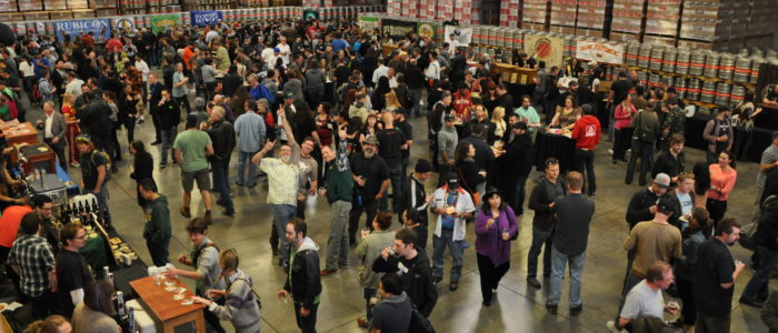 California craft brew tasting