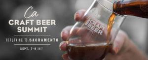 craft beer summit 2017 flyer