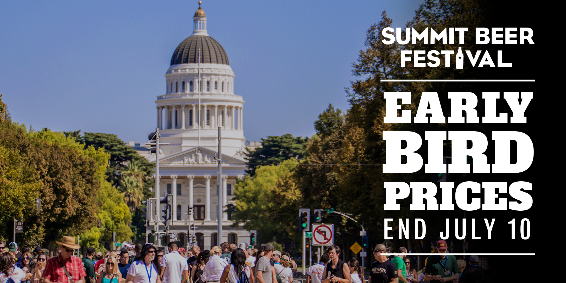 Early Bird Tickets for the Summit End July 10!
