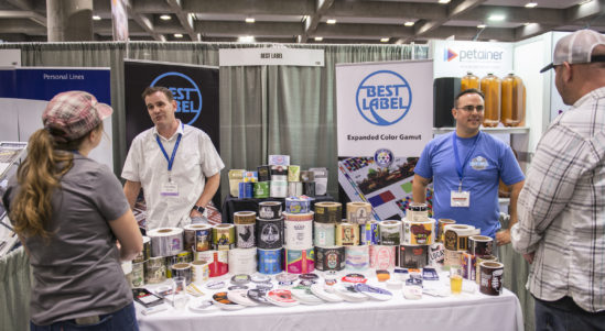 What are you shopping for at the 2018 California Craft Beer Summit?