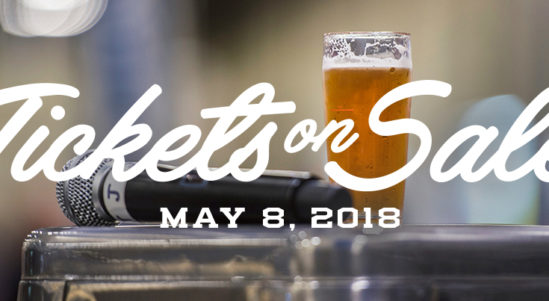 Beer Matters on May 8 . . .