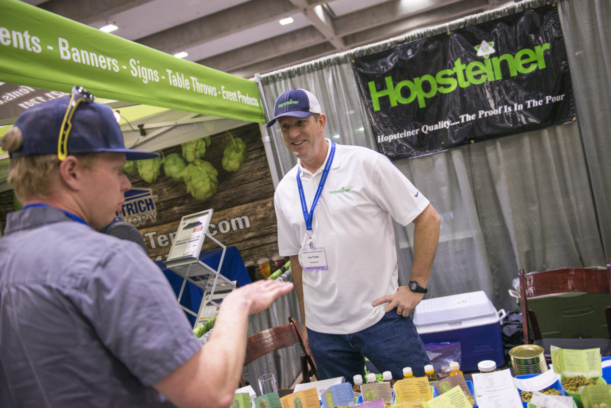 What Are you Shopping for at the 2019 CA Craft Beer Summit?