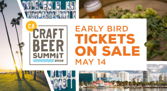 California Craft Beer Summit Brings Together Beer & Breweries from Across the Golden State