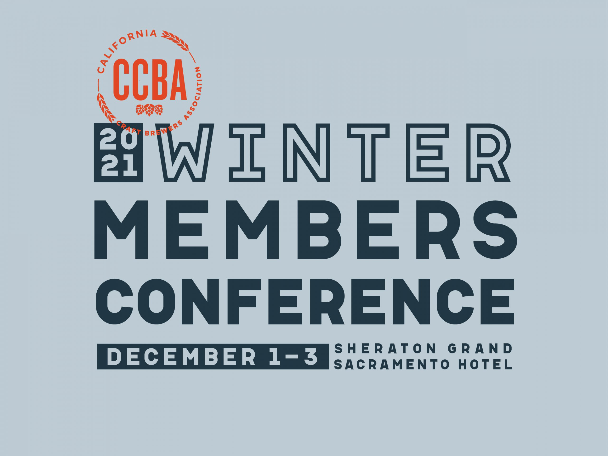 CCBA Winter 2021 Conference: Early Bird Registration Now Open!